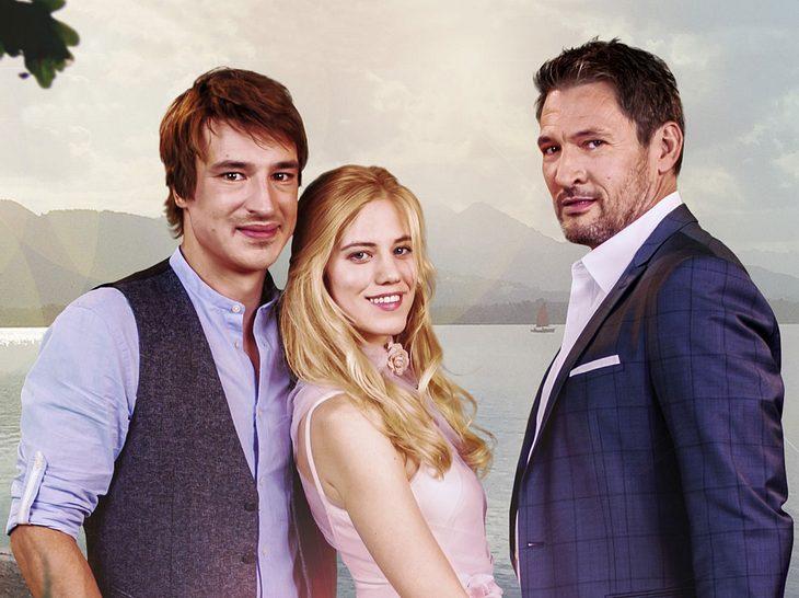 Bei Sturm der Liebe könnte das Liebesdreieck zwischen Viktor, Alicia und Christoph dramatisch enden.