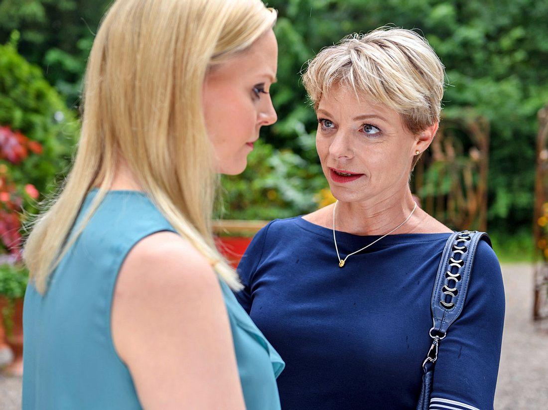 Sturm der Liebe: Warum kommt plötzlich Christophs Schwester Linda (Julia Grimpe) zu Besuch?