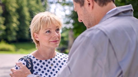 Julia Grimpe war seit September 2019 als Linda bei Sturm der Liebe zu sehen. - Foto: ARD/Christof Arnold