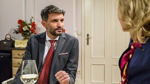 Sturm der Liebe: Luca Zamperoni mit Gastrolle - Foto: ARD/Christof Arnold