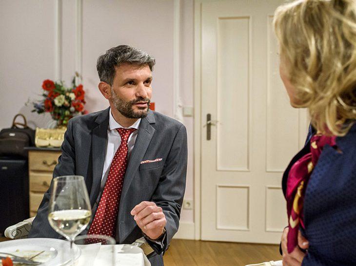 Sturm der Liebe: Luca Zamperoni mit Gastrolle