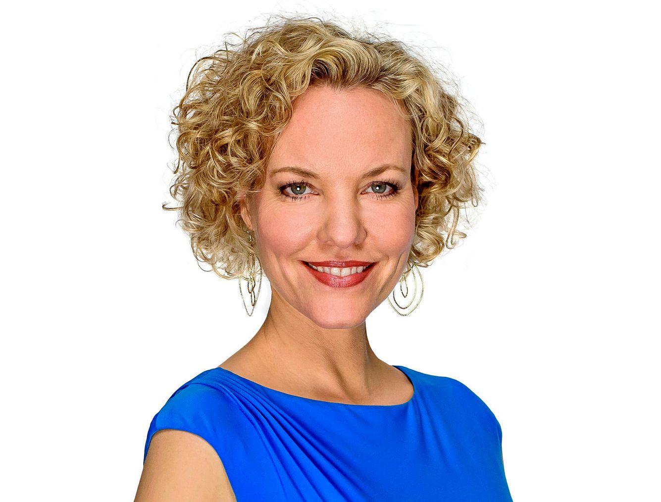 Bei 'Sturm der Liebe' spielte Melanie Wiegmann die Natascha Schweitzer.