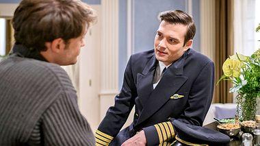 Was hat Nick mit dem Flugzeugabsturz bei Sturm der Liebe zu tun? - Foto: ARD/Christof Arnold