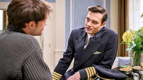 Ist Nick schuld am Flugzeugabsturz?