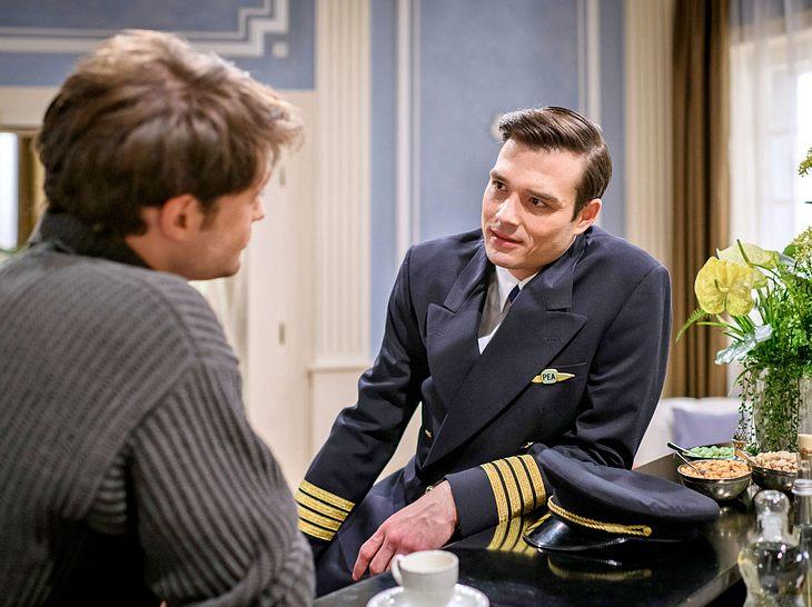 Was hat Nick mit dem Flugzeugabsturz bei Sturm der Liebe zu tun?