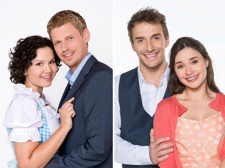 Sturm der Liebe: Die Traumpaare von Staffel 1 bis 16