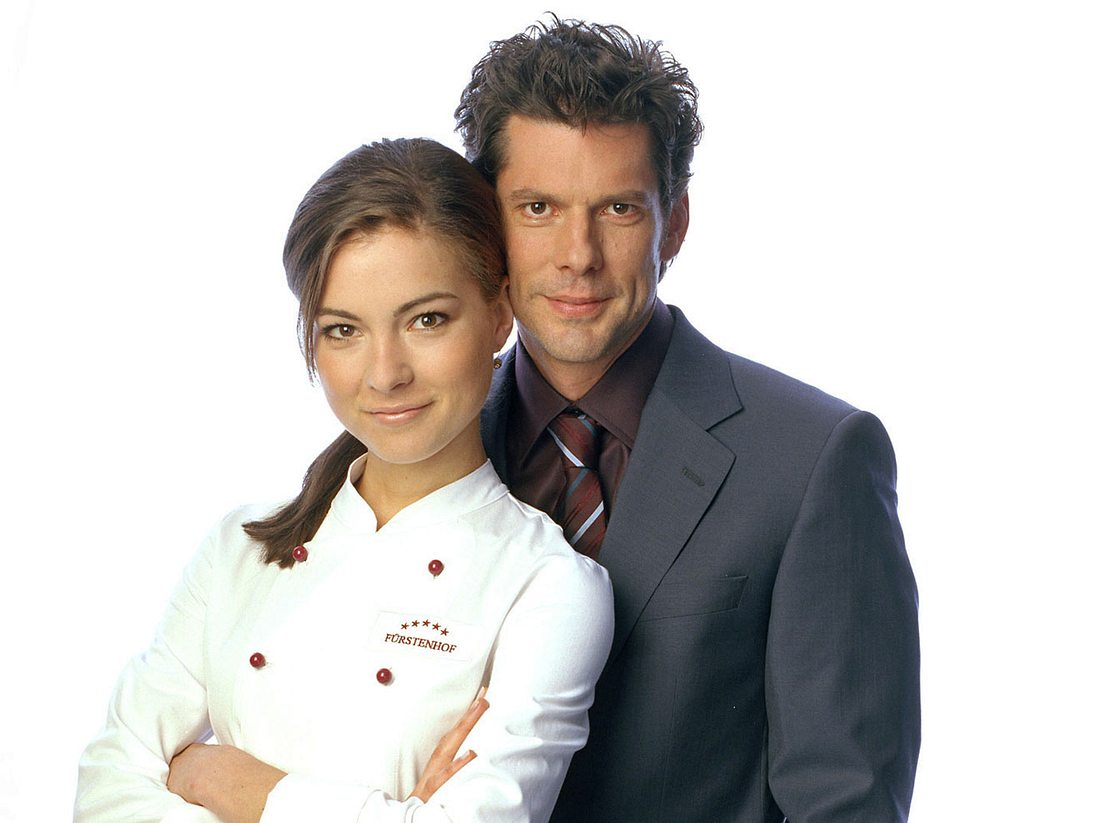 Laura und Alexander Saalfeld waren bei 'Sturm der Liebe' das zentrale Paar von Staffel 1.