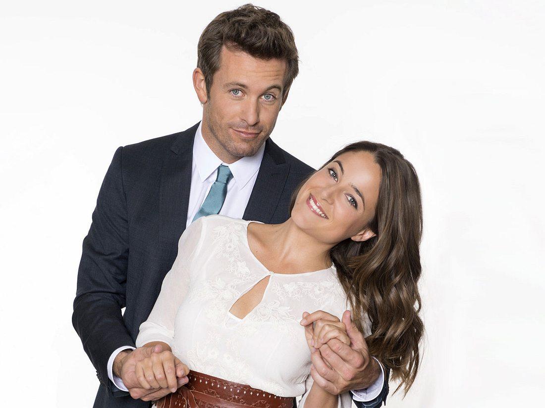 Das Sturm-der-Liebe-Traumpaar von Staffel 10 waren Niklas und Julia Stahl.
