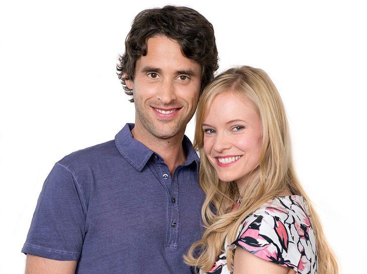 Sebastian und Luisa Wegener verliebten sich in Staffel 11 von Sturm der Liebe.