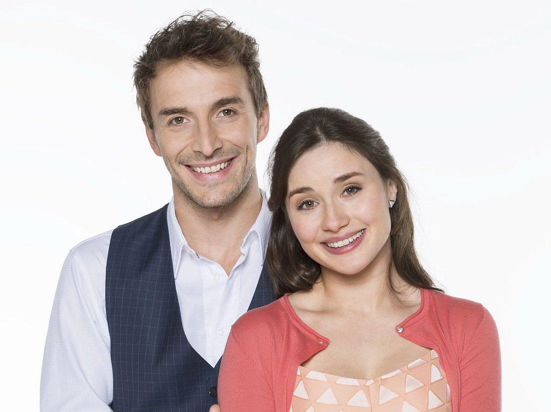In Staffel 12 von 'Sturm der Liebe' waren Adrian und Clara Lechner das Traumpaar.