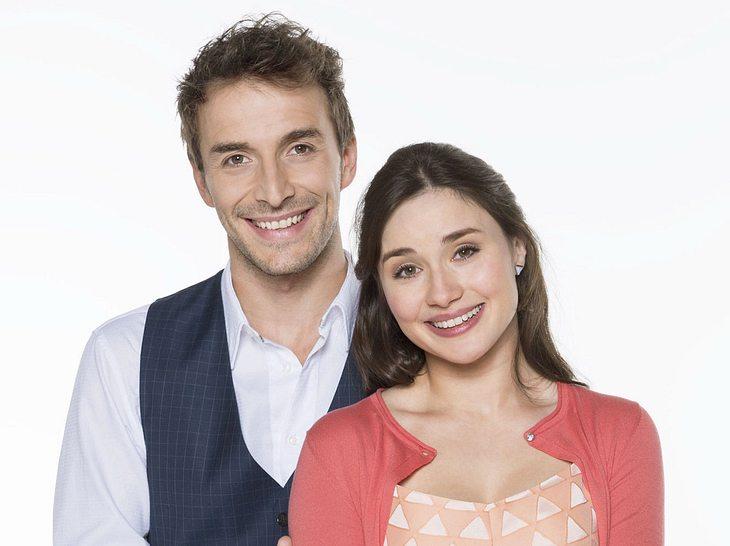 In Staffel 12 von Sturm der Liebe waren Adrian und Clara Lechner das Traumpaar.