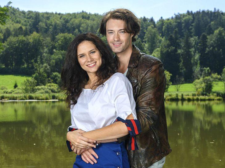 Ein neues Paar steht bereit: In Staffel 15 von Sturm der Liebe dreht sich alles um Joshua Winter und Denise Saalfeld.