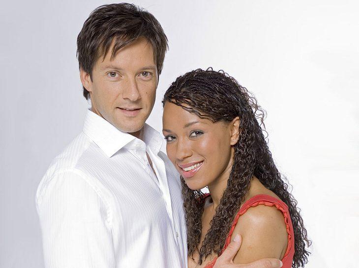 In Staffel 3 von Sturm der Liebe kamen Gregor und Samia Bergmeister zusammen.