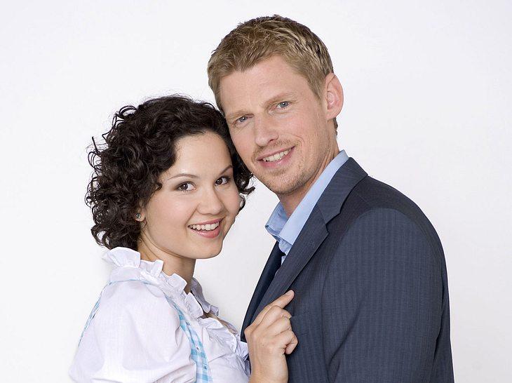 Emma und Felix Saalfeld wurden in Staffel 4 von Sturm der Liebe ein Paar.