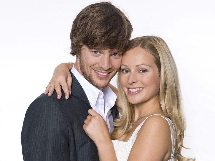 Lukas und Sandra Zastrow verliebten sich in Staffel 5 von Sturm der Liebe.