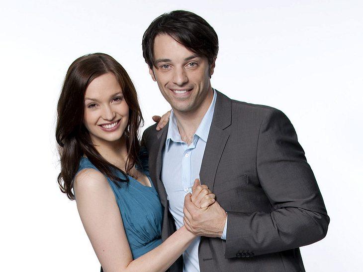 Bei Sturm der Liebe wurden Eva und Robert Saalfeld in Staffel 6 ein Paar.