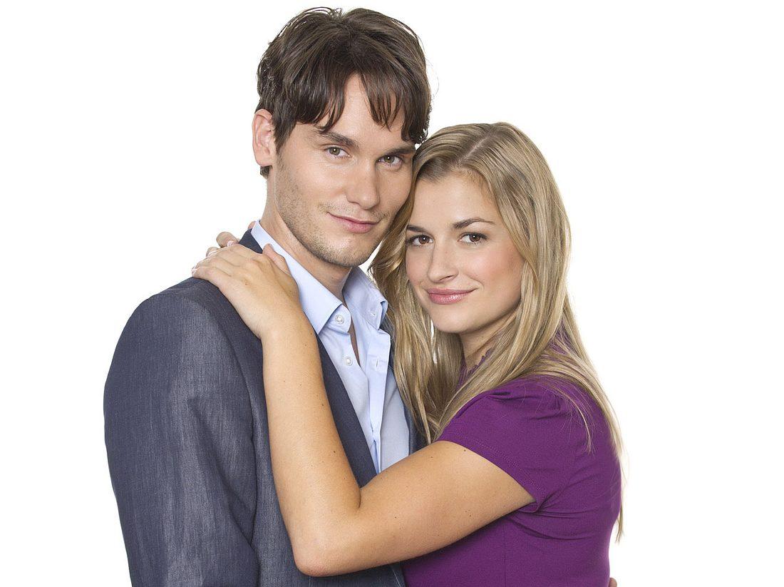 Moritz van Norden und Theresa Burger waren bei Sturm der Liebe das Traumpaar der siebten Staffel.