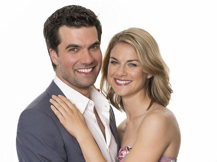 Konstantin und Marlene Riedmüller waren bei Sturm der Liebe das Traumpaar von Staffel 8.