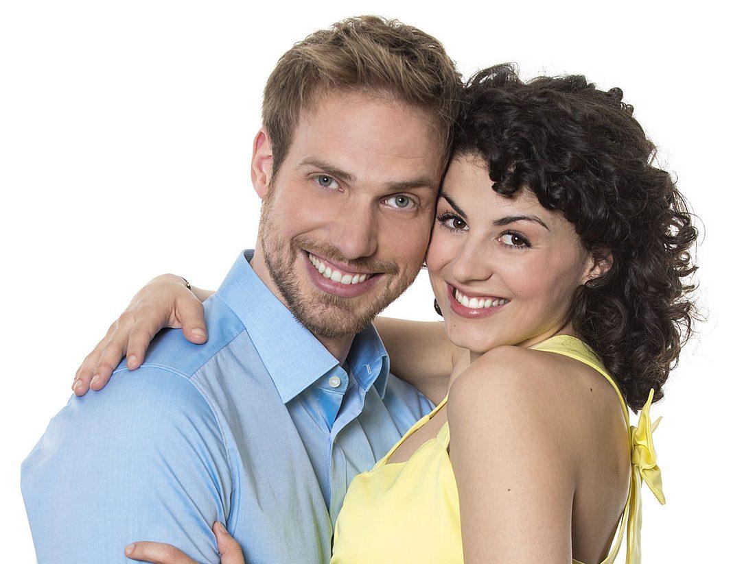 Leonard Stahl und seine Pauline wurden in Staffel 9 von Sturm der Liebe ein Paar.