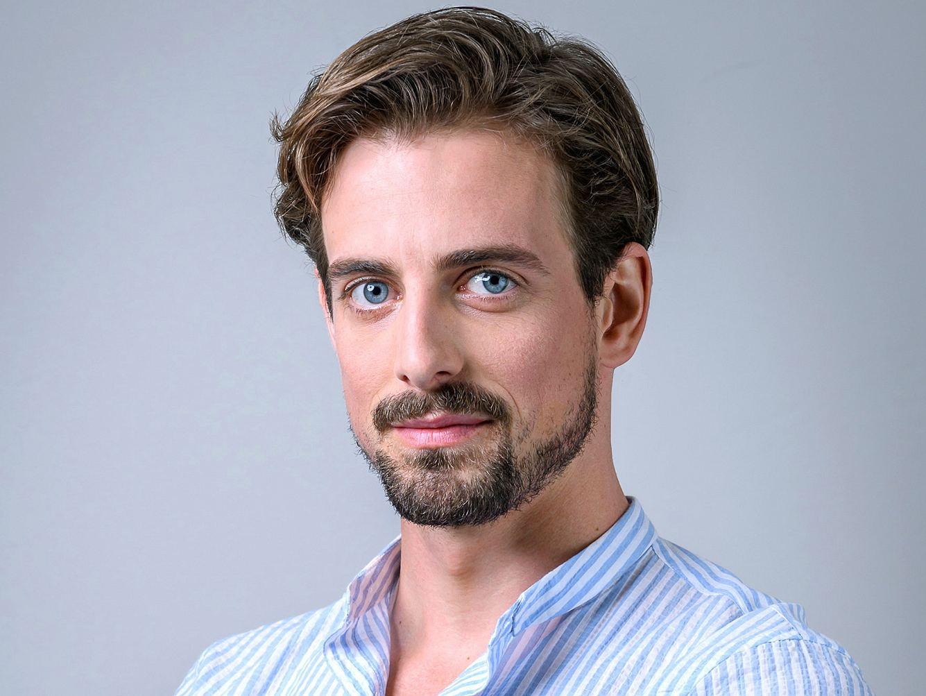 Pablo Konrad spielt bei 'Sturm der Liebe' die Figur Hannes Fröhlich.