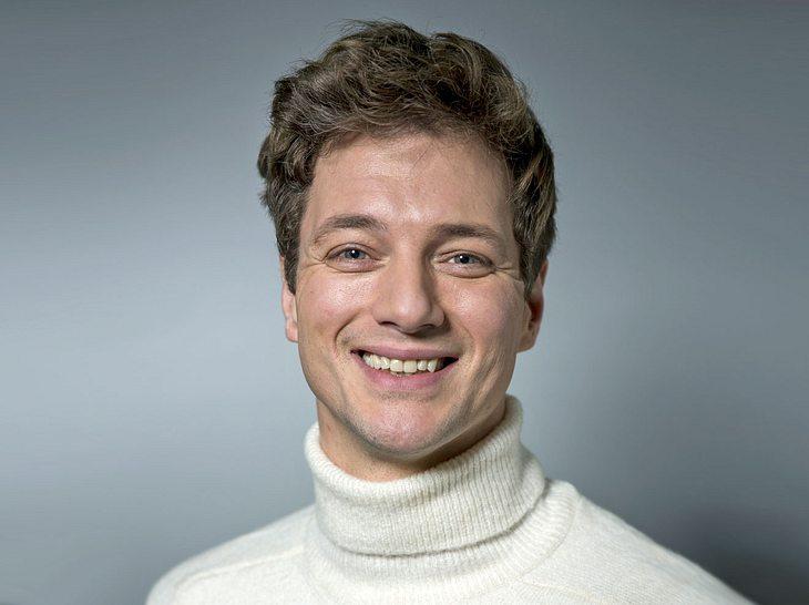Bei Sturm der Liebe gibt es ein neues Gesicht: Patrick Dollmann alias Henry Achleitner.