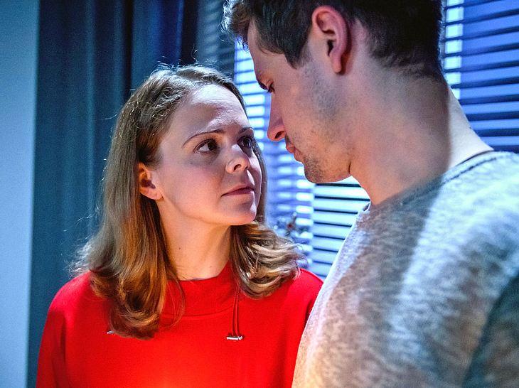Lucy und Paul dürften das nächste Paar bei Sturm der Liebe werden.