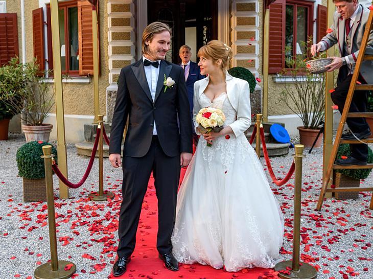 Sturm der Liebe: Heiraten William und Rebecca schon bald?