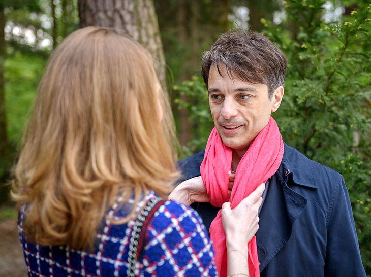 Robert bekommt bei Sturm der Liebe eine neue Verehrerin.