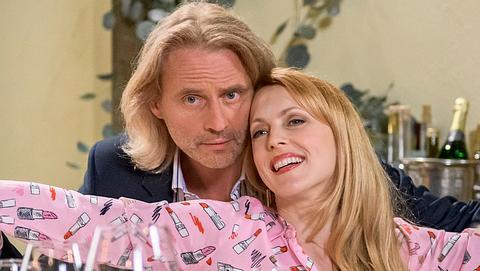 Michael und Rosalie bei Sturm der Liebe. - Foto: ARD/Christof Arnold