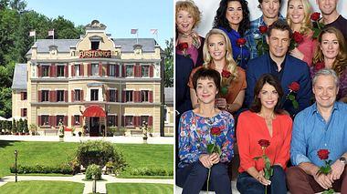 Die Serien Sturm der Liebe und Rote Rosen werden fortgesetzt. - Foto: ARD/Ann Paur bzw. ARD/Thorsten Jander