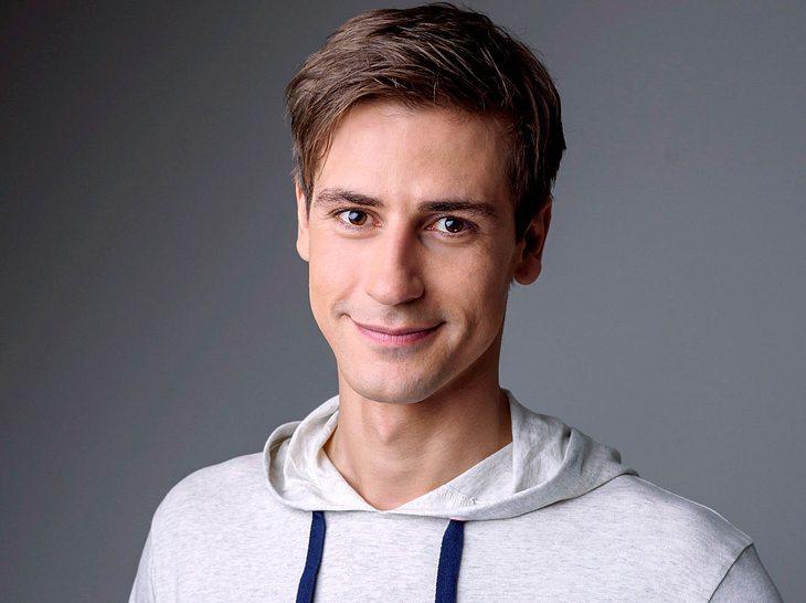 Sturm der Liebe: Das ist Sandro Kirtzel