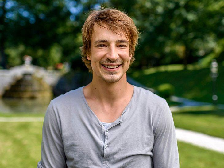Sturm-der-Liebe-Star Sebastian Fischer: Liebe auf den ersten Blick!