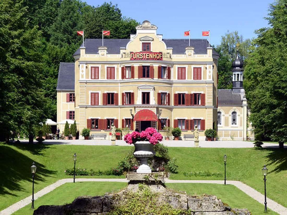 Am Fürstenhof von Sturm der Liebe gibt es eine große Überraschung.