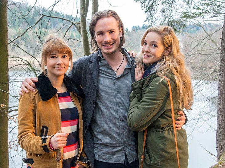 Sturm der Liebe Staffel 13: William steht zwischen zwei Frauen