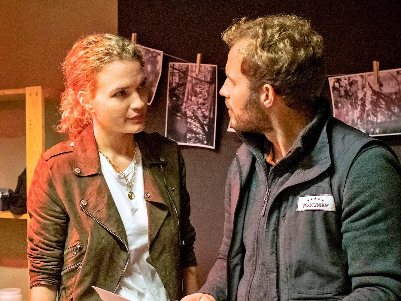 Maja und Florian werden in Staffel 17 von 'Sturm der Liebe' einiges erleben.