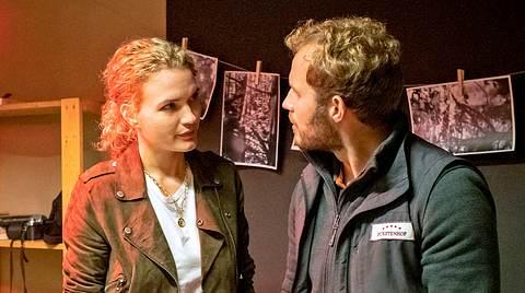 Maja und Florian werden in Staffel 17 von Sturm der Liebe einiges erleben. - Foto: ARD/Christof Arnold