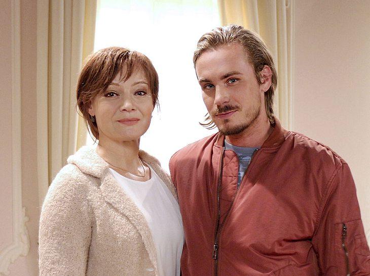 Susan verlässt den Fürstenhof von 'Sturm der Liebe'.