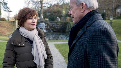 Sturm der Liebe: Kann Werner Susan so überführen? - Foto: ARD/Christof Arnold