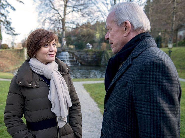Sturm der Liebe: Kann Werner Susan so überführen?