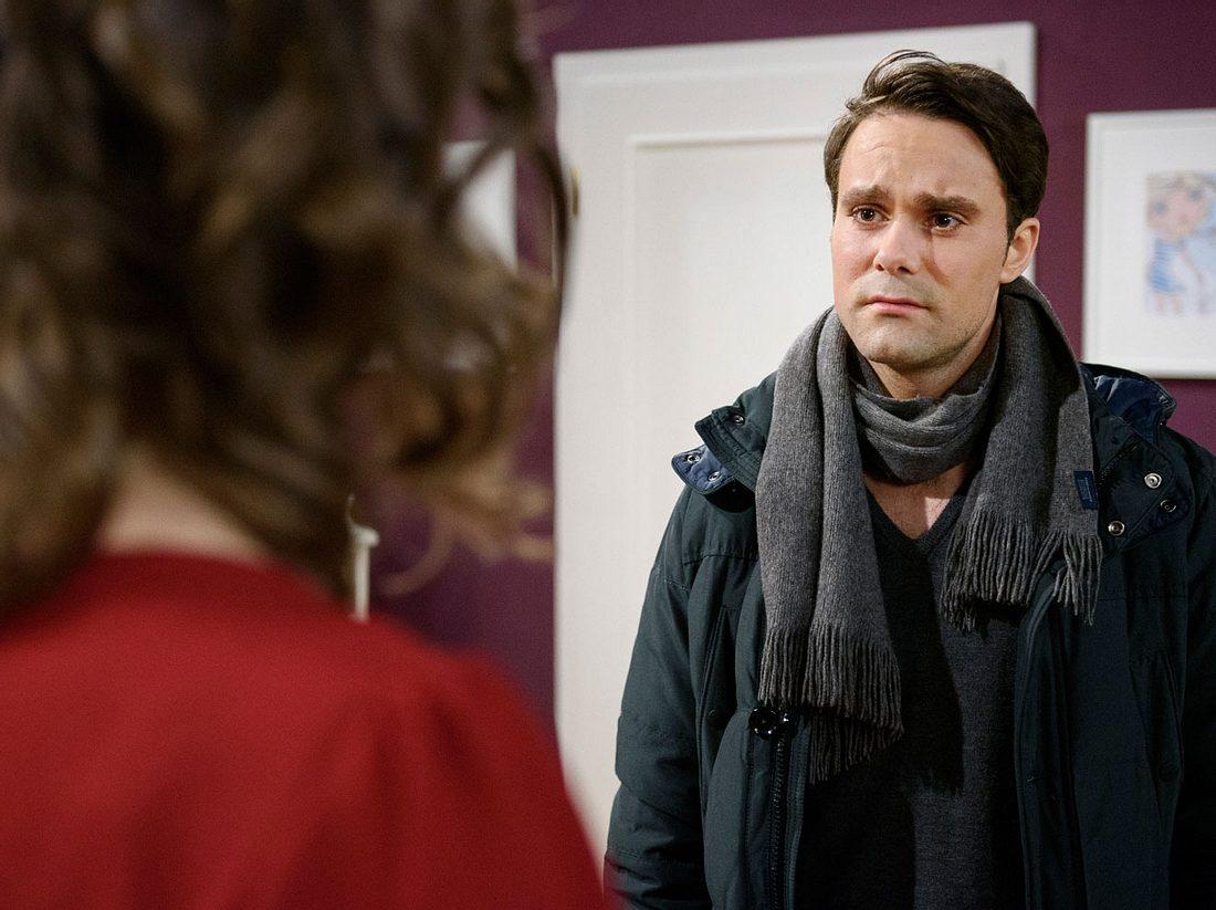 Sturm der Liebe: Was will Carsten von Tina?