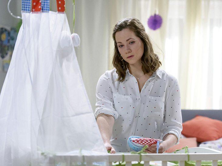 Bei Sturm der Liebe hatte es Tina Kessler (Christin Balogh) bisher nicht immer leicht.
