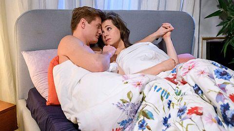 Gibt es für Sturm-der-Liebe-Tina (zum Serienaus) endlich ein Happy End? - Foto: ARD/Christof Arnold