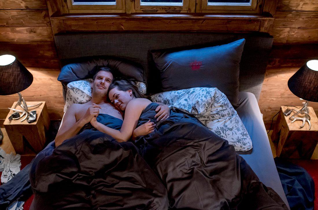 Sturm der Liebe: Tina und Nils haben zueinander gefunden.