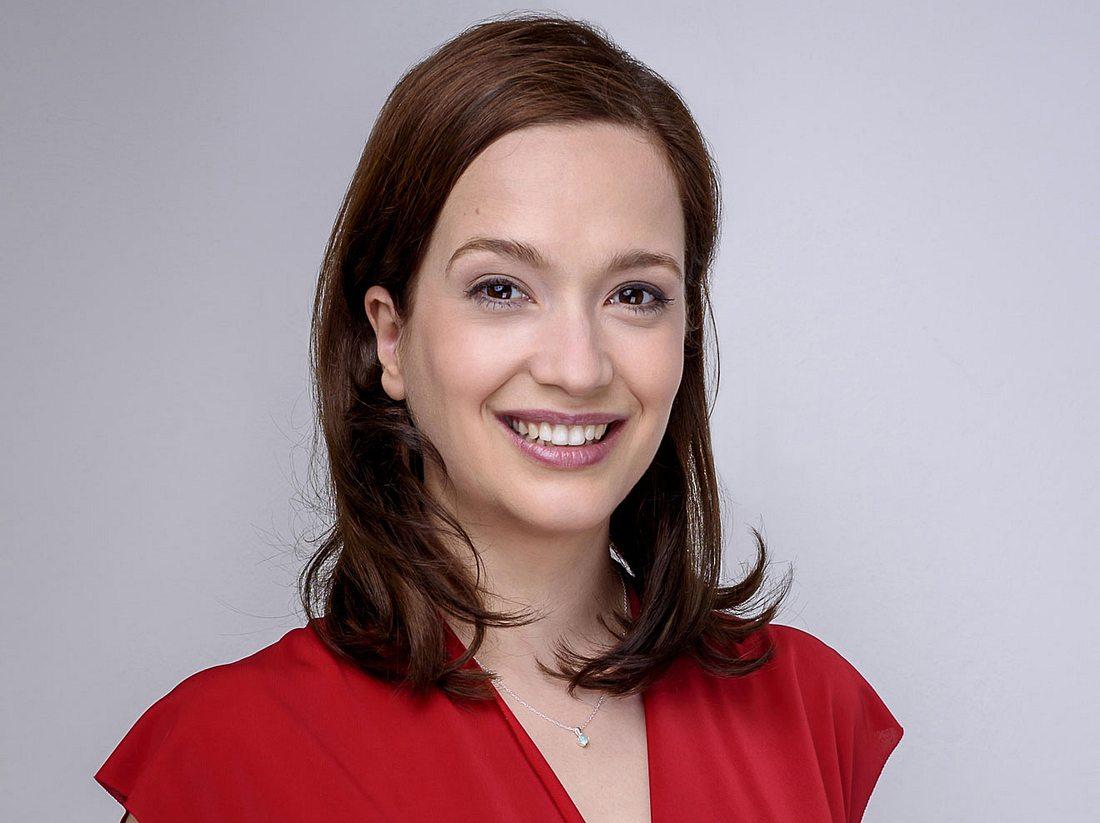 Sturm-der-Liebe-Star Uta Kargel spielt Eva Saalfeld.
