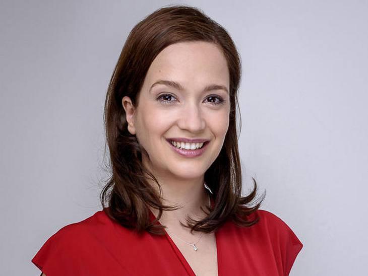 Sturm-der-Liebe-Schauspielerin Uta Kargel im Porträt.