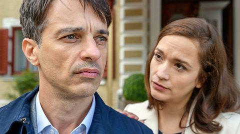 Sturm der Liebe: Robert und Eva haben es nach wie vor nicht leicht. - Foto: ARD/Christof Arnold
