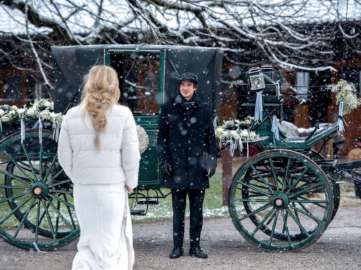 Sturm der Liebe: Viktors Gefühle vor der Hochzeit