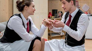 Sturm der Liebe: Wer wird das nächste Paar?  - Foto: ARD/Christof Arnold