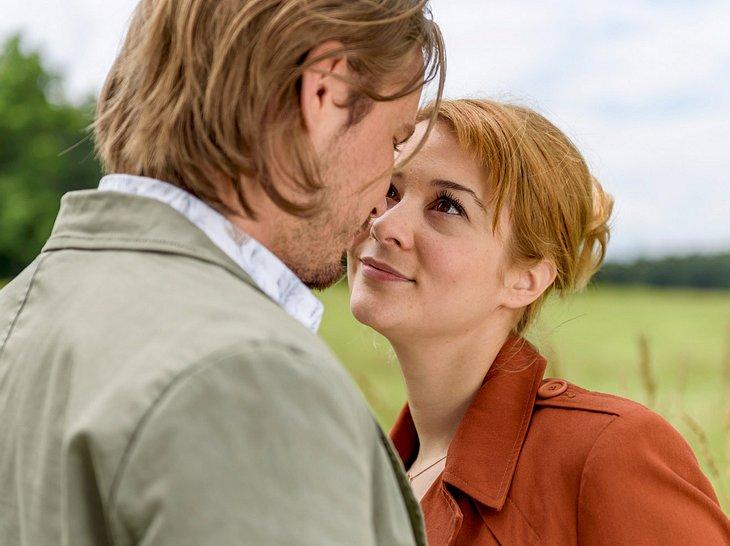 Sturm der Liebe: 3 Indizien, warum William und Rebecca das Traumpaar sind
