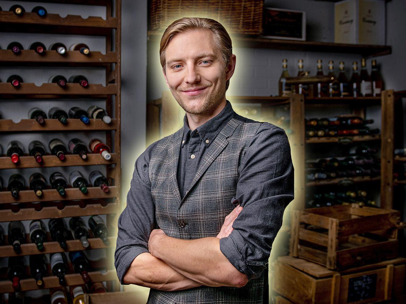 Bei 'Sturm der Liebe' ist Matthias Zera als Henning von Thalheim zu sehen.